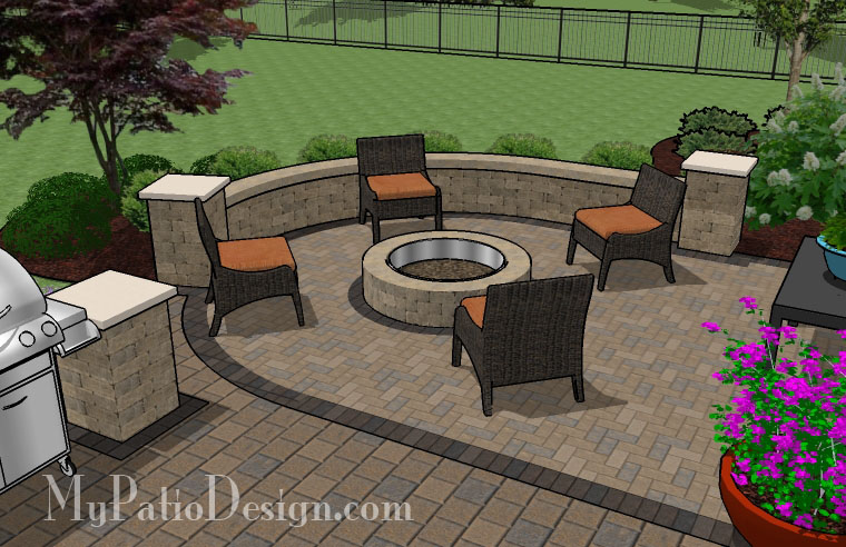 Triple Arc Patio Tinkerturf